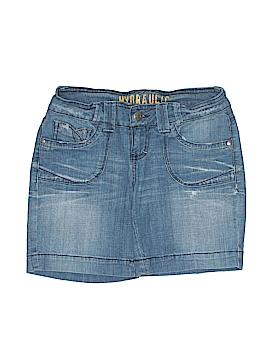 Hydraulic Denim Shorts Size 1 - 2