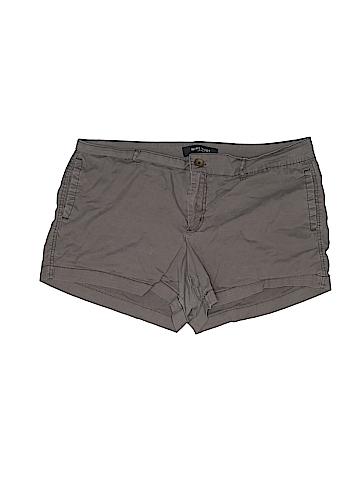 Nine West Khaki Shorts Size 14