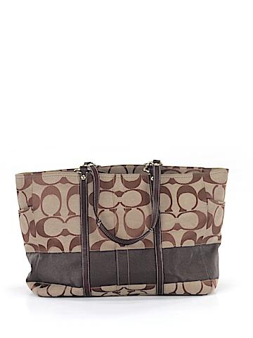 Coach Diaper Bag One Size