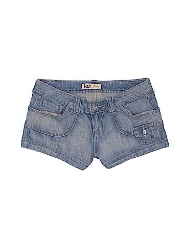 L.e.i. Denim Shorts Size 7
