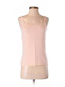 Alex Garfield Sleeveless Silk Top Size S