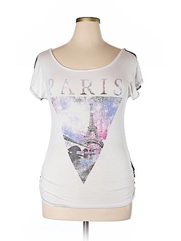 Flair Short Sleeve T-Shirt Size XL