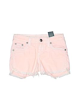 Stitch's Denim Shorts 24 Waist