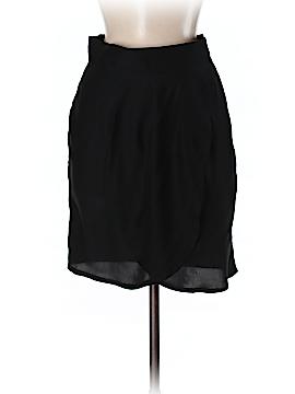Donna Mizani Silk Skirt Size M