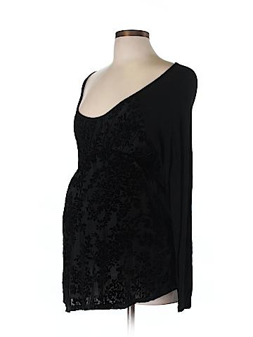Motherhood Long Sleeve Top Size L (Maternity)