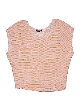 Olive Olivia Short Sleeve Blouse Size S