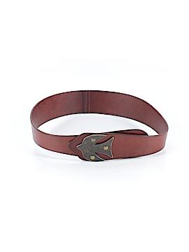 Gottex Leather Belt Size M