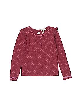Matilda Jane Long Sleeve Top Size 4
