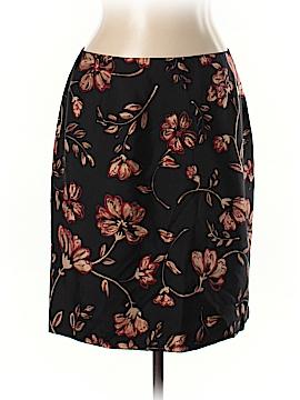 Ann Taylor Silk Skirt Size 12