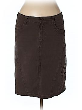 Royal Robbins Denim Skirt Size 10