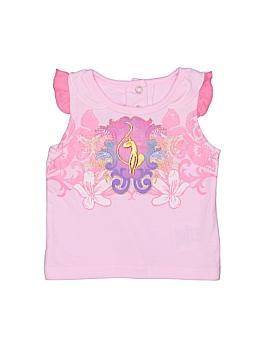Baby Phat Short Sleeve T-Shirt Size 3-6 mo