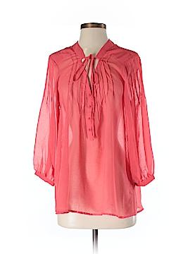 BALTEX 3/4 Sleeve Blouse Size S