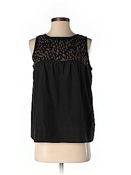Club Monaco Sleeveless Silk Top Size S (Petite)