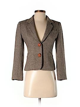 Emerson Made Wool Blazer Size 0