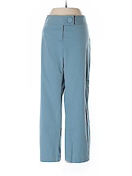 Elevenses Khakis Size 8