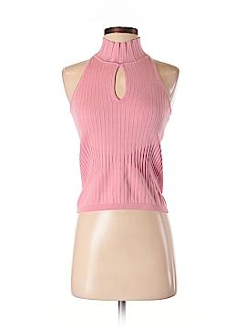 Boston Proper Silk Pullover Sweater Size S