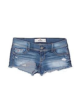 Hollister Denim Shorts Size 1