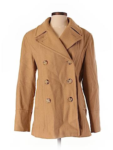 Esprit Wool Coat Size M