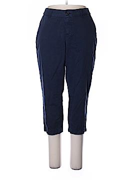 Sejour Khakis Size 14W