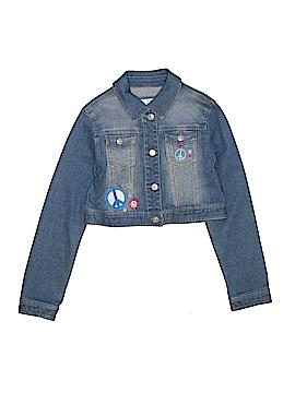 Justice Denim Jacket Size 12