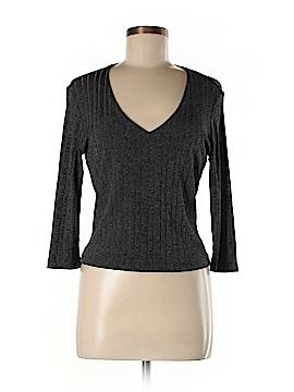 Aqua Blues Pullover Sweater Size L