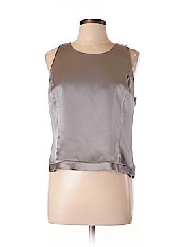 Worth New York Sleeveless Silk Top Size 12