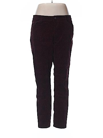 Ann Taylor LOFT Velour Pants 32 Waist