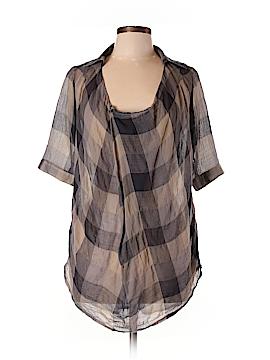 Nicholas K Short Sleeve Blouse Size XS