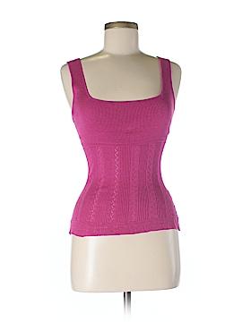 Diane von Furstenberg Silk Pullover Sweater Size M