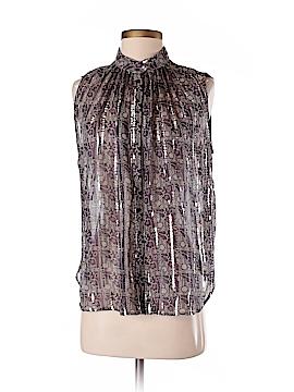 Otte Sleeveless Silk Top Size S