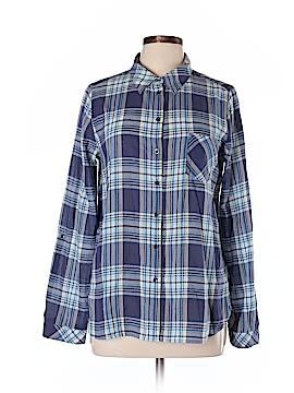 C&C California Long Sleeve Button-Down Shirt Size L