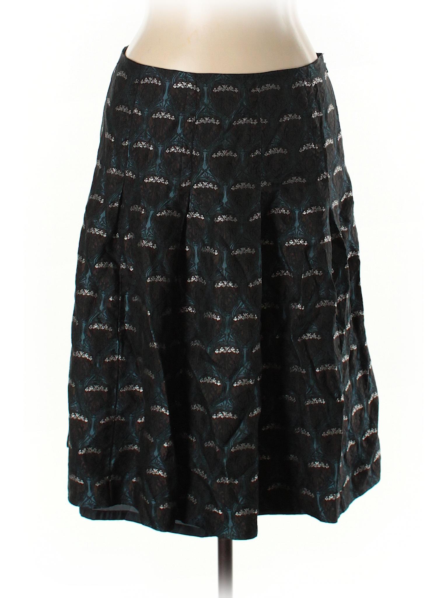 West Skirt Nine Leisure winter Silk TABW1OqH
