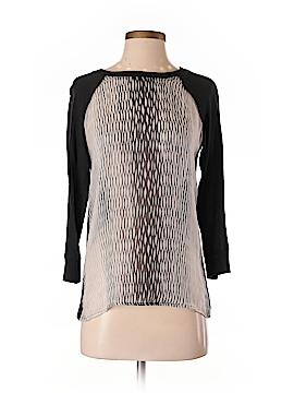 Kelly Wearstler 3/4 Sleeve Top Size XS
