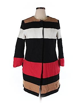 Chico's Wool Coat Size Lg (2)