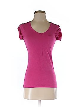 Peace Love World Short Sleeve T-Shirt Size M