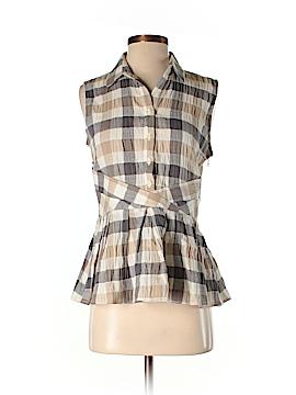 Tylho Sleeveless Button-Down Shirt Size S