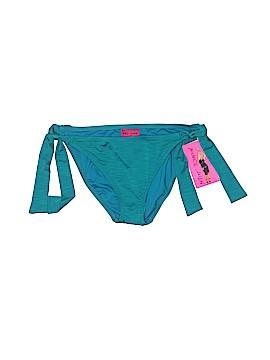 Betsey Johnson Swimsuit Bottoms Size S