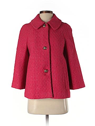 Kate Spade New York Wool Coat Size M