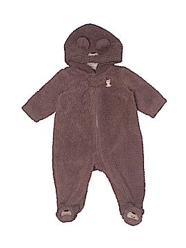 Carter's One Piece Snowsuit Size 3 mo