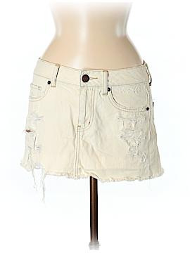 American Denim Skirt Size 4