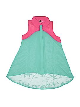 B Jewel Sleeveless Blouse Size XS