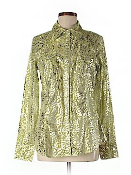 Roper Long Sleeve Blouse Size M
