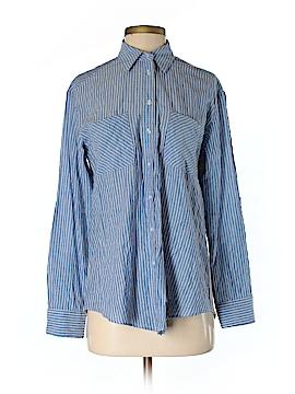 Drew Long Sleeve Button-Down Shirt Size XS