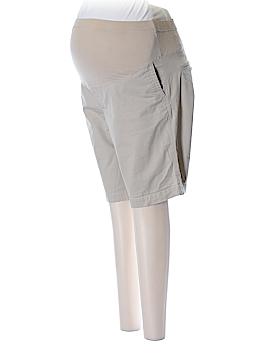 Old Navy - Maternity Khaki Shorts Size 8 (Maternity)