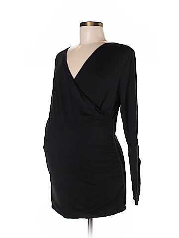 MAMA LICIOUS - Maternity Long Sleeve Top Size M (Maternity)