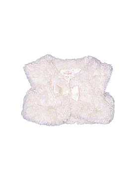Cat & Jack Faux Fur Vest Newborn