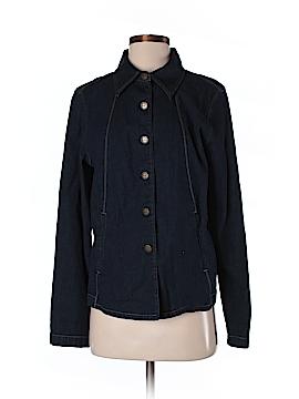 Orvis Leather Jacket Size M