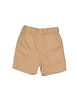 Genuine Kids from Oshkosh Khaki Shorts Size 6-9 mo