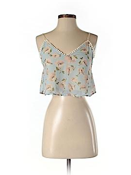 Audrey 3+1 Sleeveless Blouse Size S