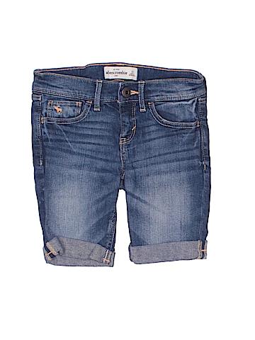 Abercrombie  Denim Shorts Size 10